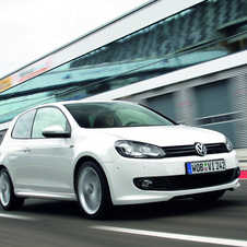 The Golf was Europe's best-selling car for April