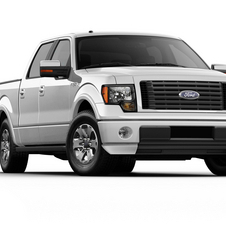 Ford F-Series F-150 145-in. WB XLT Styleside SuperCrew 4x2