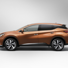 Nissan expects fuel consumption to lower about 20% due to a 58kg lighter fuel tank