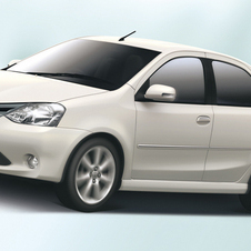 The Etios is the first of the eight vehicles for emerging markets