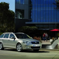 Skoda Octavia Break 1.6I TDI 105 hp DSG 7 Sportline Pack