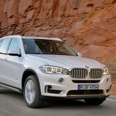 The third generation X5 is also coming soon