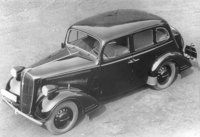 Opel Super Six