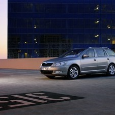 Skoda Octavia Break 1.6I TDI 105 hp DSG 7 Elegance Pack
