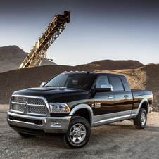 Ram offers the Heavy Duty trucks in 2500, 3500 and Chassis Cab trims