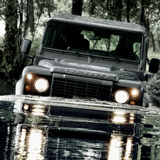 Land Rover Introduces Cleanest Defender Ever