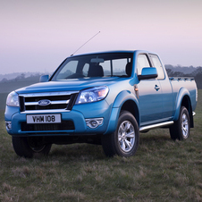 Ford Ranger 2.5 TDCi 4x2 XL Super Cab