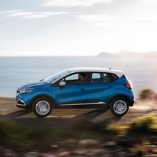 Renault Captur Energy dCi ECO2 EDC Exclusive