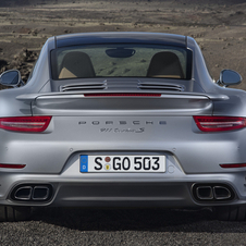 The new cars are 28mm wider than a standard Carrera