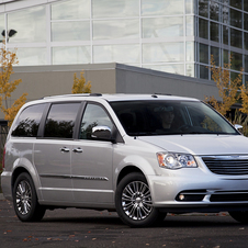 The Town & Country is an upscale version of the Dodge Grand Caravan