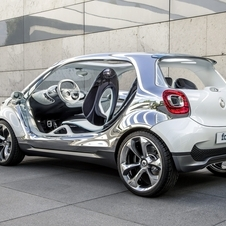The Smart Fourjoy shows the future Daimler/Renault-Nissan compact platform