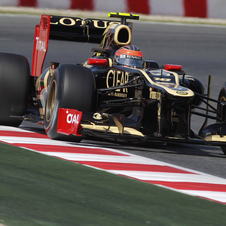 Angry Birds and the Lotus F1 Team Partner for Monaco