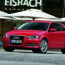Audi A3 1.2 TFSI Ambiente