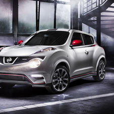 Juke Nismo production has begun at the Sunderland factory