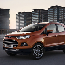 The EcoBoost will be the smallest of Ford's SUVs in Europe