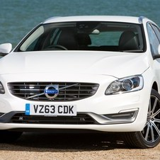 Volvo V60 D4 Kinetic S/S Geartronic
