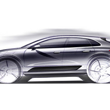 Porsche reveals and teases new SUV named Macan