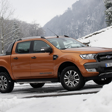 Ford Ranger Double Cab Wildtrack S&S 4x4 3.2TDCi