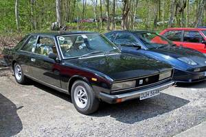 Fiat 130 Coupé Automatic