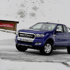 Ford Ranger Double Cab Limited S&S 4x4 2.2TDCi