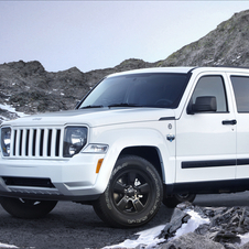A new Jeep Liberty may be revealed in Detroit