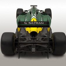 Caterham also has a new rear diffuser coming for the car