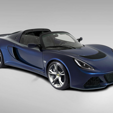 The Exige S is powered by a 3.5-liter supercharged V6
