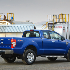 Ford Ranger Double Cab XLT S&S 4x4 2.2TDCi