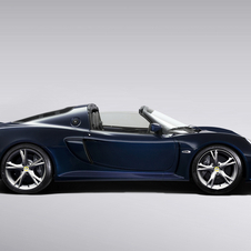 Lotus will begin selling the car in the Summer