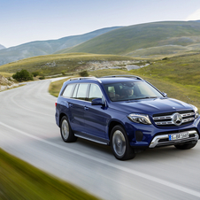 The GLS receives an updated engine range, which also includes some engines that come straight from the GL