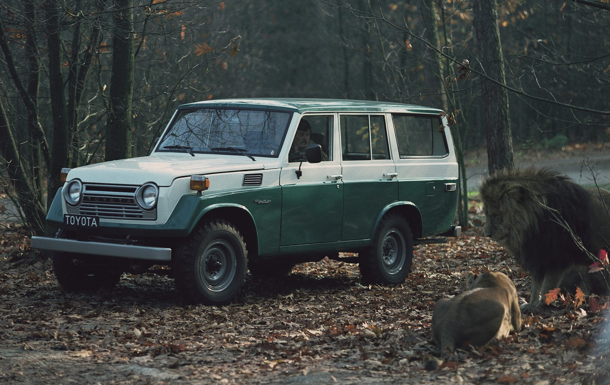 Toyota Land Cruiser 55 4.2