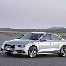 The engine of 4.0 TSFI 450hp equipped on the S7 Sportback uses innovative cylinder deactivation