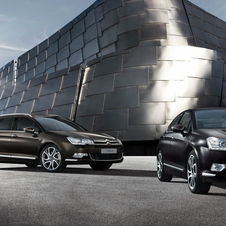 La Citroën C5, disponible en versions Berline et Tourer
