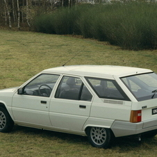 Citroën BX Brake Enterprise
