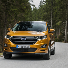 Ford Edge 2.0 TDCI Bi-Turbo Powershift