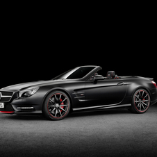 The special edition SL 417 Mille Miglia will have a limited production of 500 units