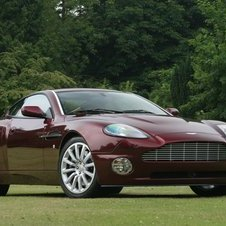 The original Vanquish was produced from 2001 to 2004 and the Vanquish S from 2004 to 2007