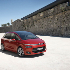 Citroën C4 Picasso 1.6 HDi CVM Seduction