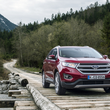 Ford Edge Titanium 2.0 TDCi 4x4 Powershift
