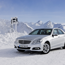 Mercedes-Benz E 350 CDI 265hp BE 4Matic Auto