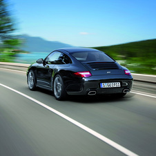 Porsche 911 Black Edition PDK