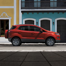 The Ecosport will compete against the Trax and Mokka