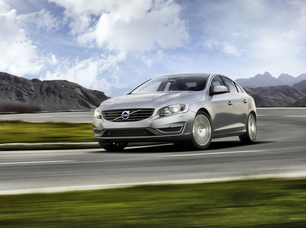 The S60 will get an updated interior and optional sport suspension