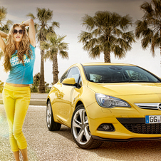 Opel Astra GTC 1.4 Turbo Edition