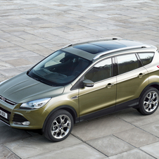 The new Kuga will be on sale before the end of the year