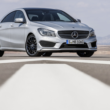 Mercedes says a fifth compact model is planned
