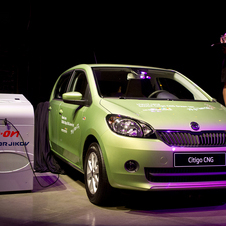 It has also experimented with CNG models