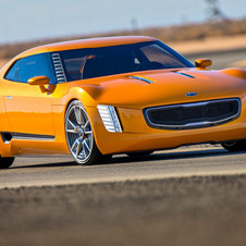 Kia says that it will not build the Stinger
