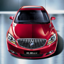 Buick Excelle GT 1.6 Fashion Automatic