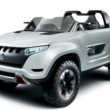 The X-Lander is meant as a modern version of the Jimny